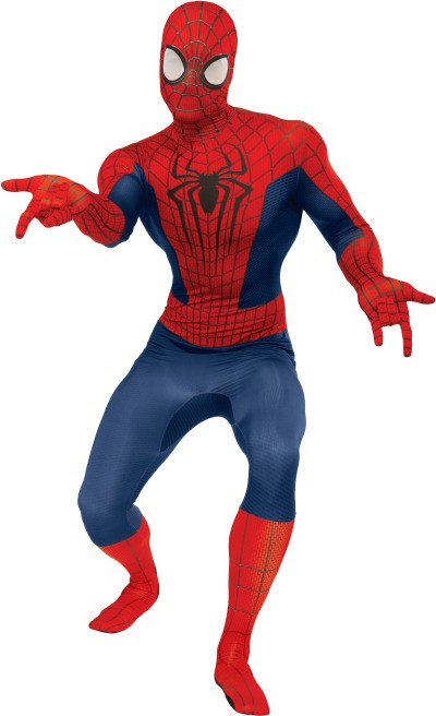 how to make authentic spiderman suit